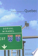 A Short History of Quebec