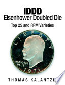 IDDD Eisenhower Dollar Doubled Die Top 25 and RPM Varieties