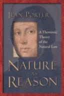 Nature as Reason