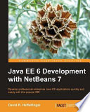 Java Ee 6 Development With Netbeans 7