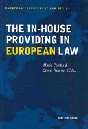 The In house Providing in European Law