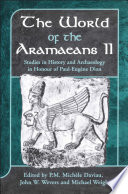 The World of the Aramaeans