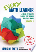 Every Math Learner  Grades K 5