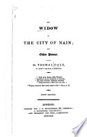 The Widow Of The City Of Na N And Other Poems