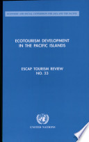Ecotourism Development in the Pacific Islands