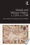 islands and military orders c 1291 c 1798