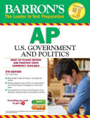 Barron s AP U S  Government and Politics Answer Keys And Explanations Extensive Subject Reviews Newly