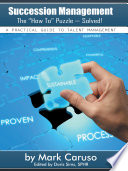 Succession Management The    How To    Puzzle   Solved