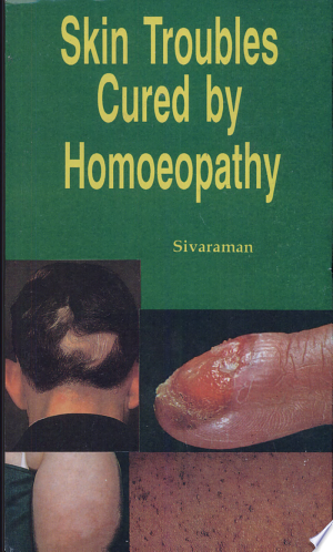 Skin Troubles Cured by Homeopathy - ISBN:9788170214076