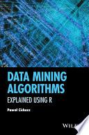 Data Mining Algorithms