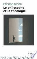 illustration du livre Le philosophe et la théologie