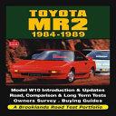 Toyota Mr2 1984 1989