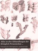 Atlas zu den Abhandlungen der Königlich Preussischen Geologischen Landesanstalt
