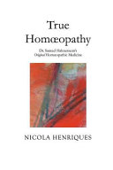 True Homoeopathy