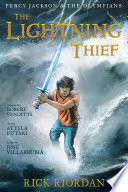 Percy Jackson and the Olympians  The Lightning Thief  The Graphic Novel