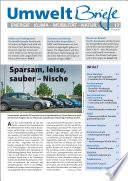 Zeitschrift UmweltBriefe Heft 17/2015