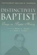 download ebook distinctively baptist essays on baptist history pdf epub