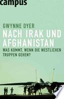 Nach Irak und Afghanistan