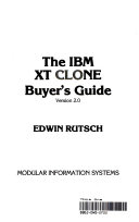 The IBM XT clone buyer s guide