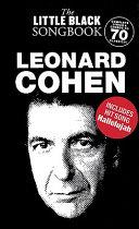 Leonard Cohen - the Little Black Songbook