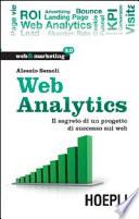 Web analytics  Il segreto di un progetto di successo sul web
