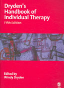 Dryden S Handbook Of Individual Therapy : for trainees in counseling and psychotherapy. this newly...
