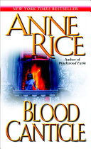 Blood Canticle-book cover