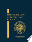 Fire Service Laws Of The State Of New York