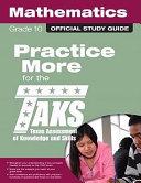 TAKS Study Guide Grade 10 Mathematics