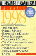 The Wall Street Journal Almanac 1998