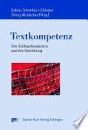 Textkompetenz