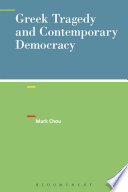 Greek Tragedy and Contemporary Democracy