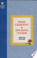 Hindi Learning And Speaking Course