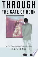 Through The Gate Of Horn book