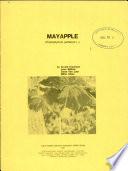 Mayapple Podophyllum Peltatum L