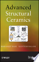 Advanced Structural Ceramics book