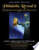 Philalethe Reveal d Vol  3 B W