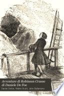 Avventure di Robinson Crusoe di Daniele De Foe