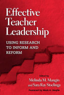 Effective Teacher Leadership