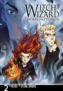 Witch Wizard The Manga book