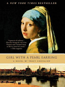Girl with a Pearl Earring, The by Chevalier, Tracy