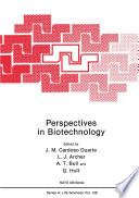 Perspectives in Biotechnology