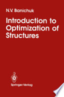 Introduction To Optimization Of Structures book