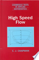 High Speed Flow