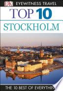 DK Eyewitness Top 10 Travel Guide  Stockholm