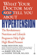 What Your Doctor May Not Tell You About TM   Hypertension