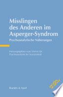 Misslingen des Anderen im Asperger-Syndrom