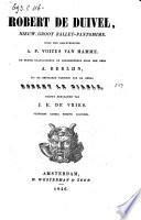 Robert De Duivel