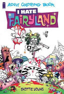I Hate Fairyland Adult Coloring Book