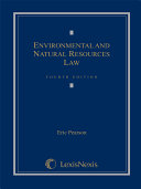 Environmental and Natural Resources Law